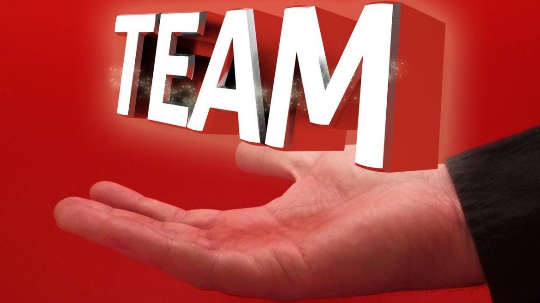 Het inrichten van een goed werkend salesteam
