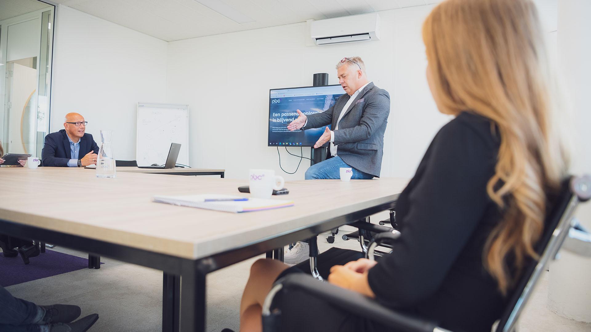 Sales Trainingen door PBC Group